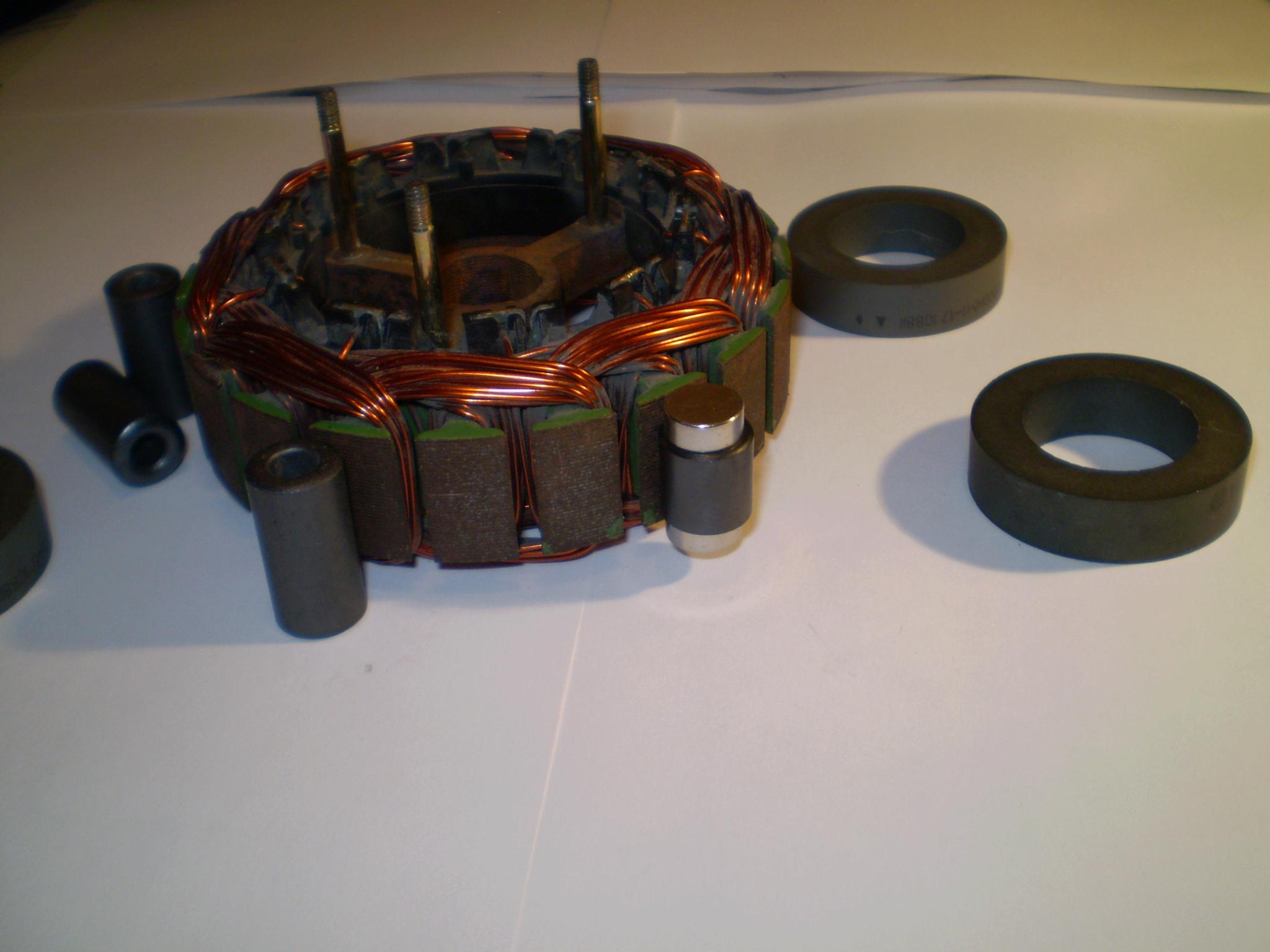 генератор газа брауна схема мейера